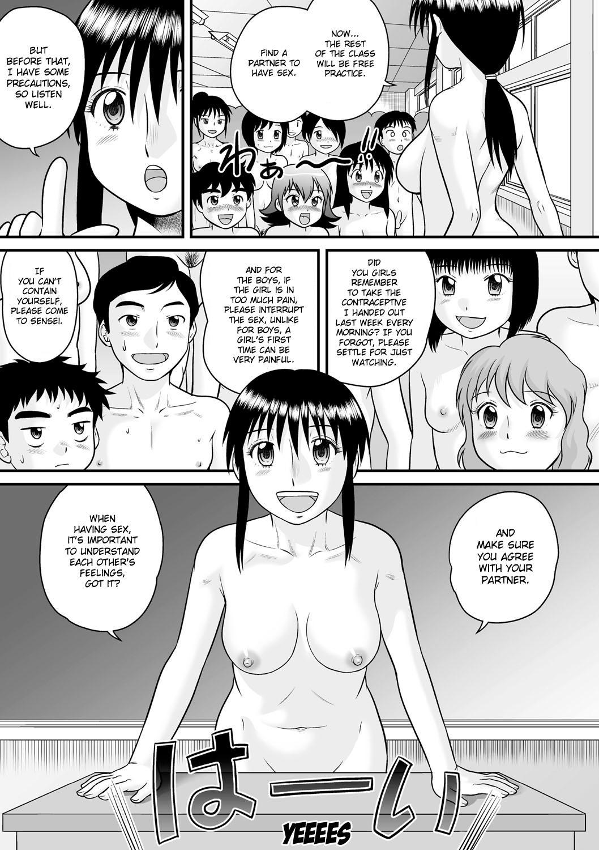 Tanoshii Hoken Taiiku   Happy Sex Education 20