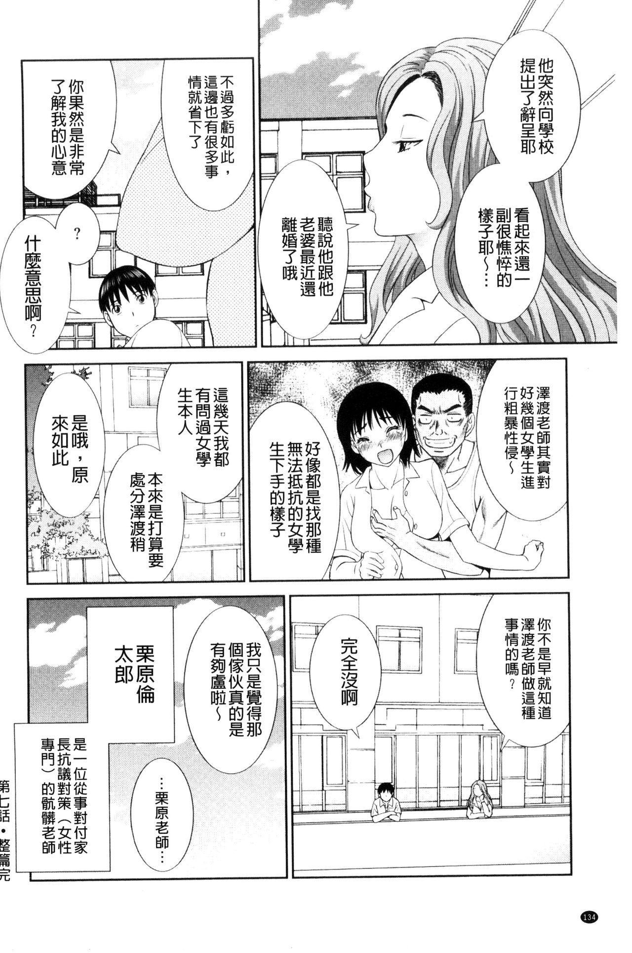 Haramase! Hitozuma Choukyoushi | 受孕吧!人妻調教師 135