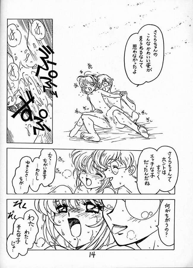 Kyouakuteki Shidou Vol. 12 Junbigou 12