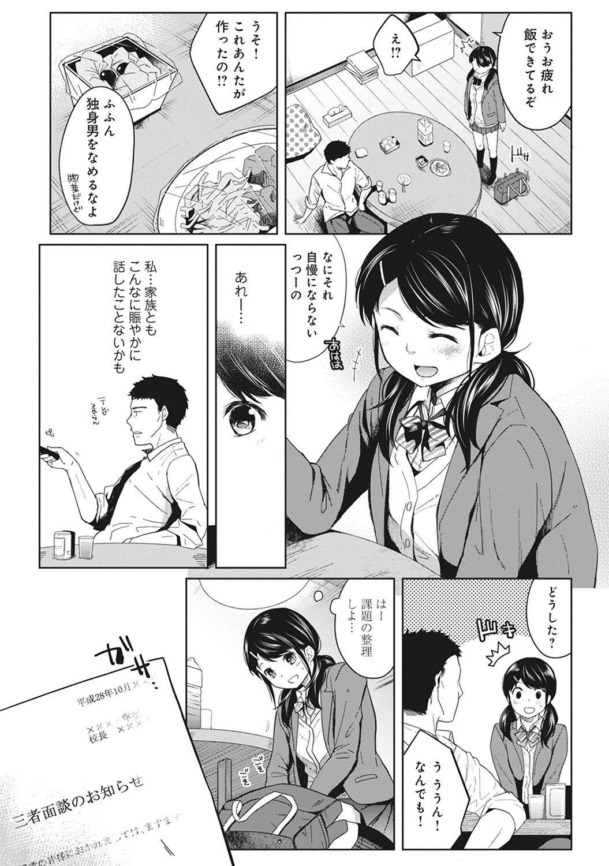 1LDK+JK Ikinari Doukyo? Micchaku!? Hatsu Ecchi!!? Ch. 1-5 28
