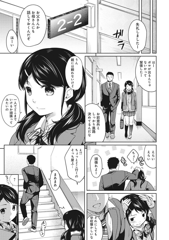1LDK+JK Ikinari Doukyo? Micchaku!? Hatsu Ecchi!!? Ch. 1-5 30