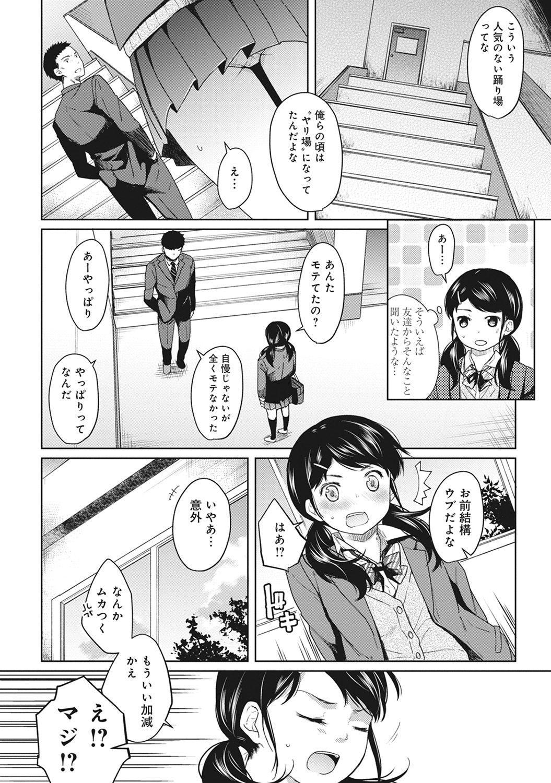 1LDK+JK Ikinari Doukyo? Micchaku!? Hatsu Ecchi!!? Ch. 1-5 31