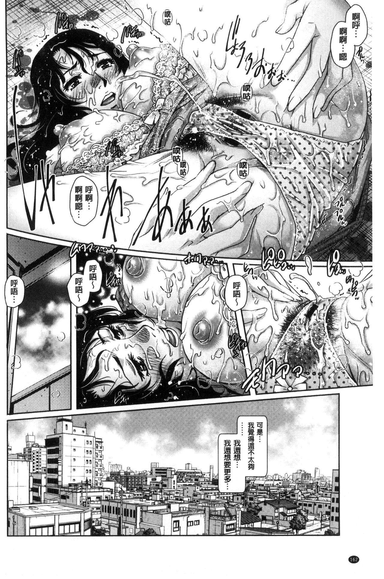 Megami-tachi no Complex | 女神們的COMPLEXES 164
