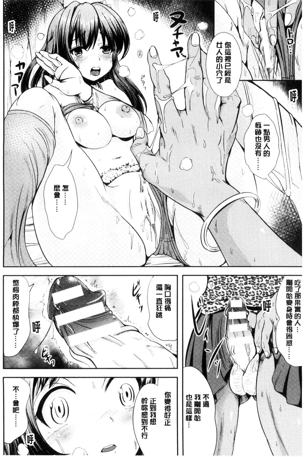 [Marneko] Onnanoko Supple ~Seitenkan Shite Hoken no Jugyou~   女孩子補給品 性轉換之後保健的授業 [Chinese] 91