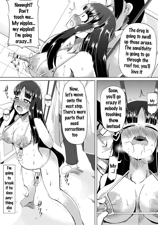 [Lilithlauda] Kyonyuu Yuutousei ~Do-M no Inran Mesubuta ni Daihenshin!~ Ch. 1-4 [English] {doujins.com} [Digital] 27