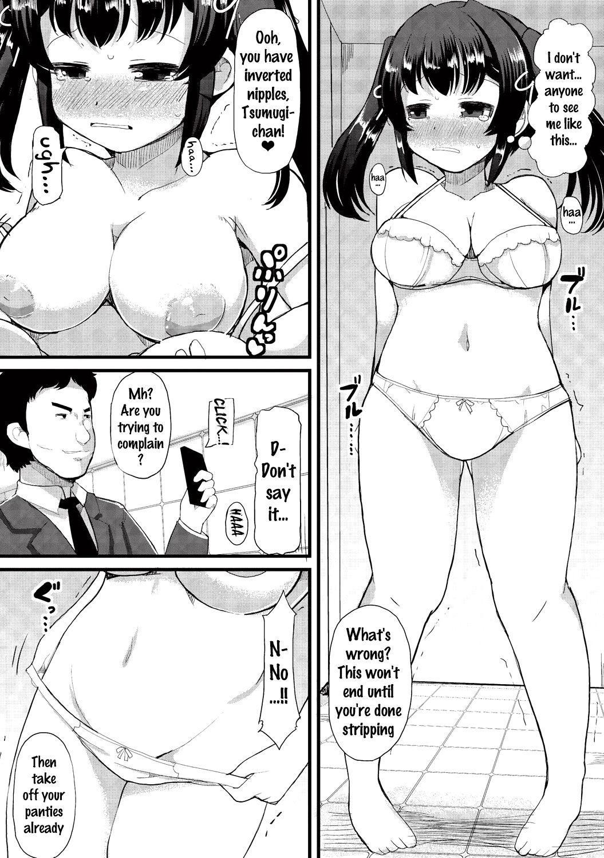 [Lilithlauda] Kyonyuu Yuutousei ~Do-M no Inran Mesubuta ni Daihenshin!~ Ch. 1-4 [English] {doujins.com} [Digital] 53
