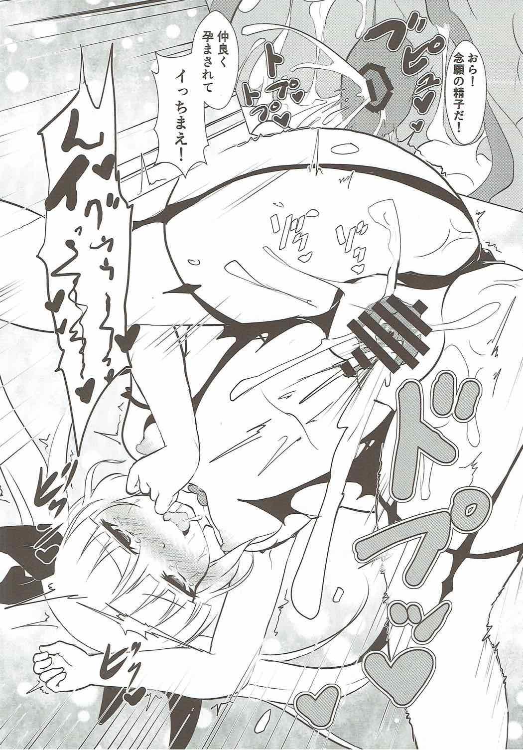 Hime-sama Usagi no Hatsujouki 13