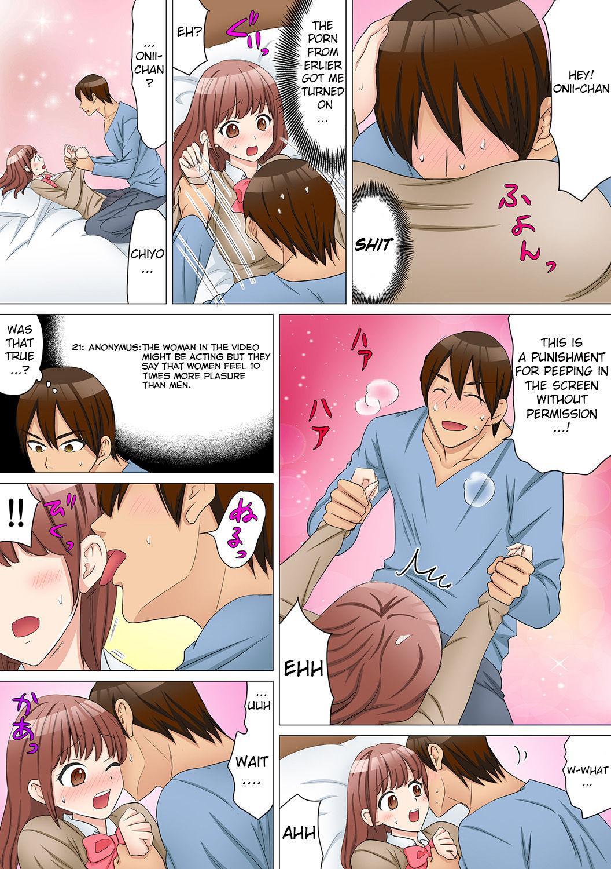 """[Nangou Jingeru] Nyotaika Shitara """"Kaikan 10-bai!!"""" toka Arienai ~Imouto Kareshi ni Hamerare Shisshin!?~ 1   If You're Feminized (The Pleasure Increases x10 Fold!!)Like No way ~I'm Put Into A Trance By My Sister's Boyfriend!~ Part 1 [English] [HSamurai] 5"""
