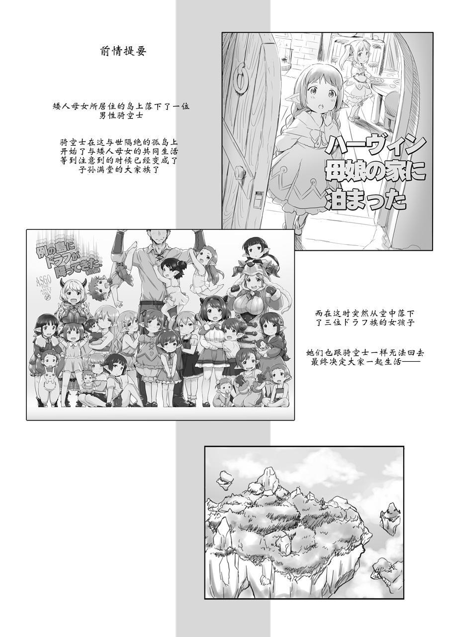 Rei no Shima ni Draph ga Futtekita. 3