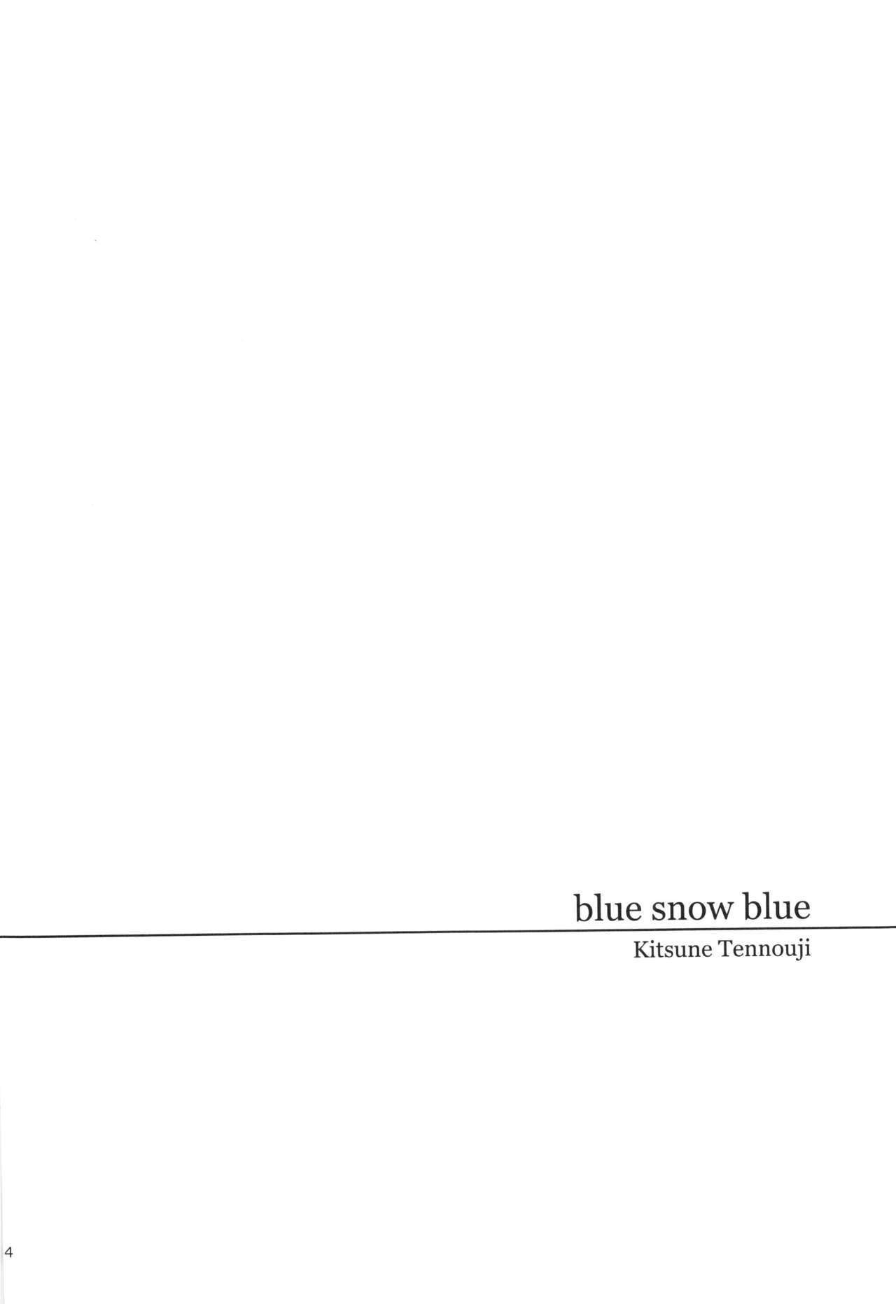 blue snow blue scene.15 3