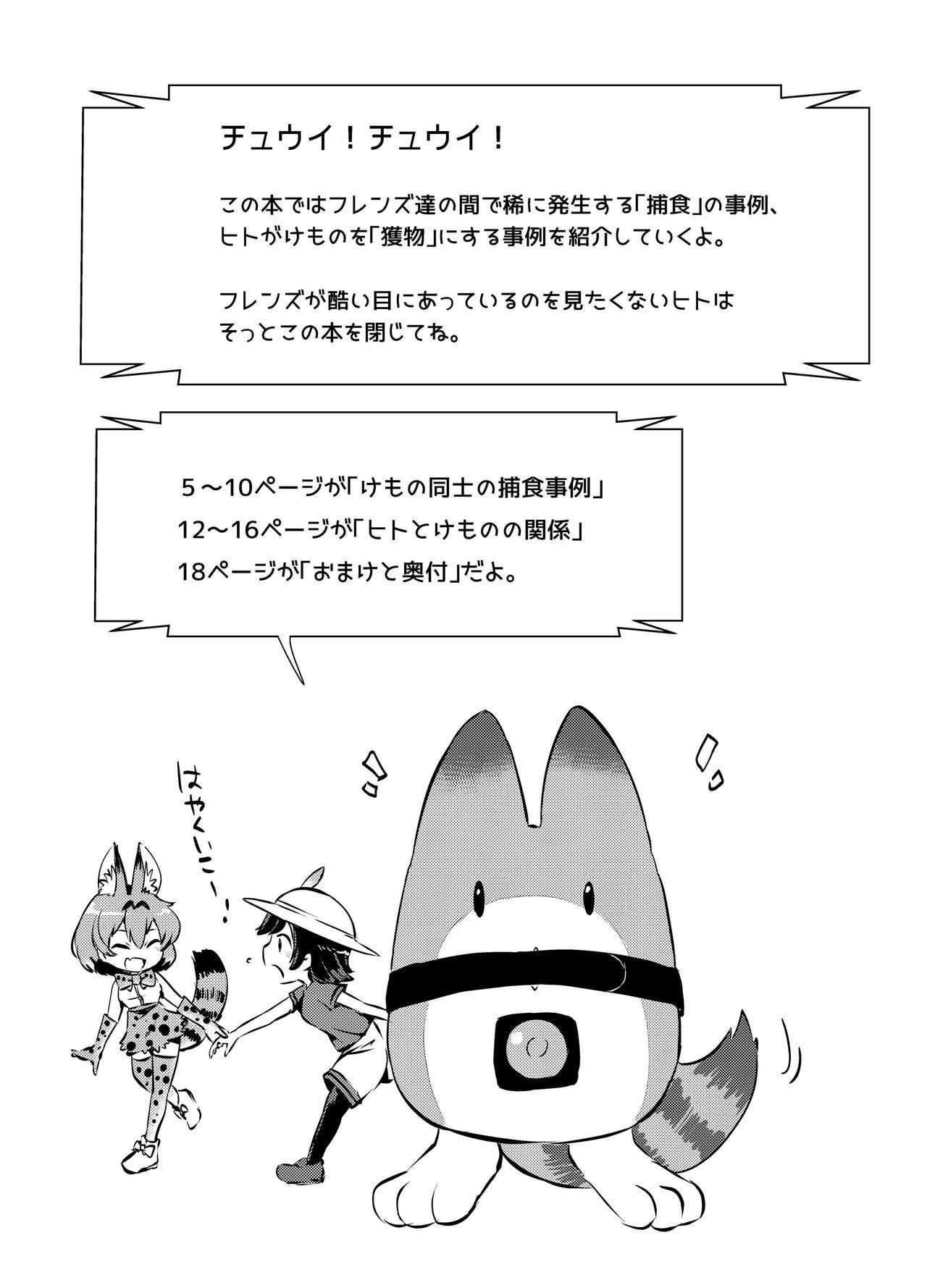 Emono Friends 3