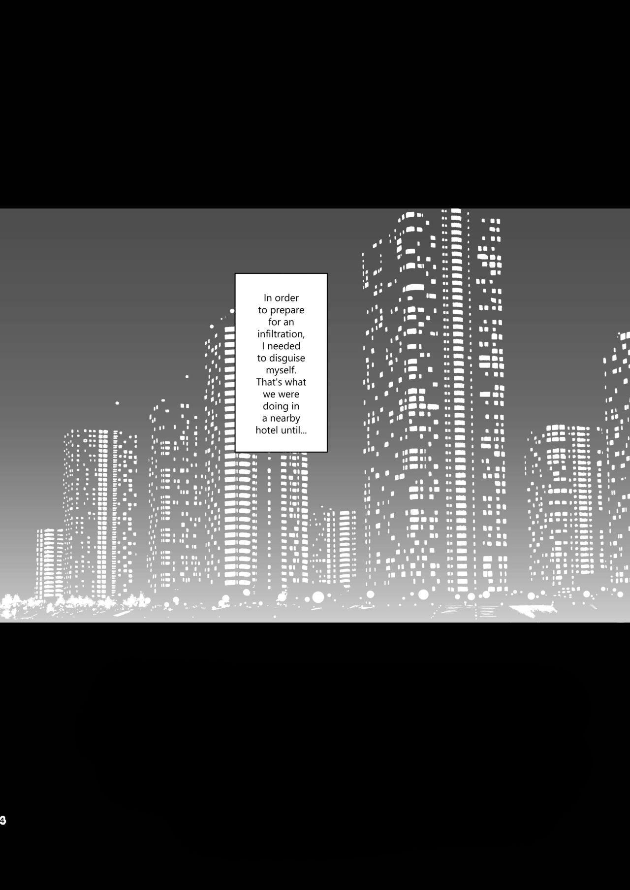 Futanari Alter-tachi ni Josou Shita Ore ga Okasareru Hanashi 3