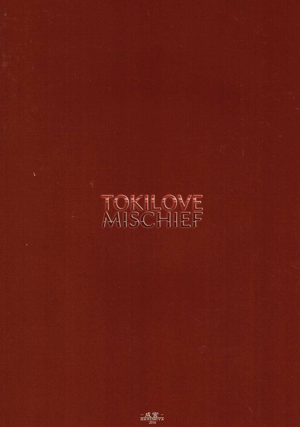 TOKI LOVE MISCHIEF 21