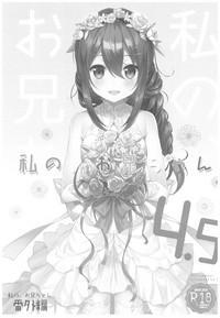 Watashi no, Onii-chan 4.5 Bangaihen 2