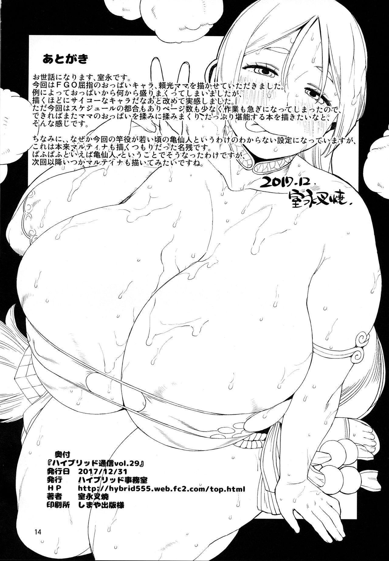 Hybrid Tsuushin vol. 29 12