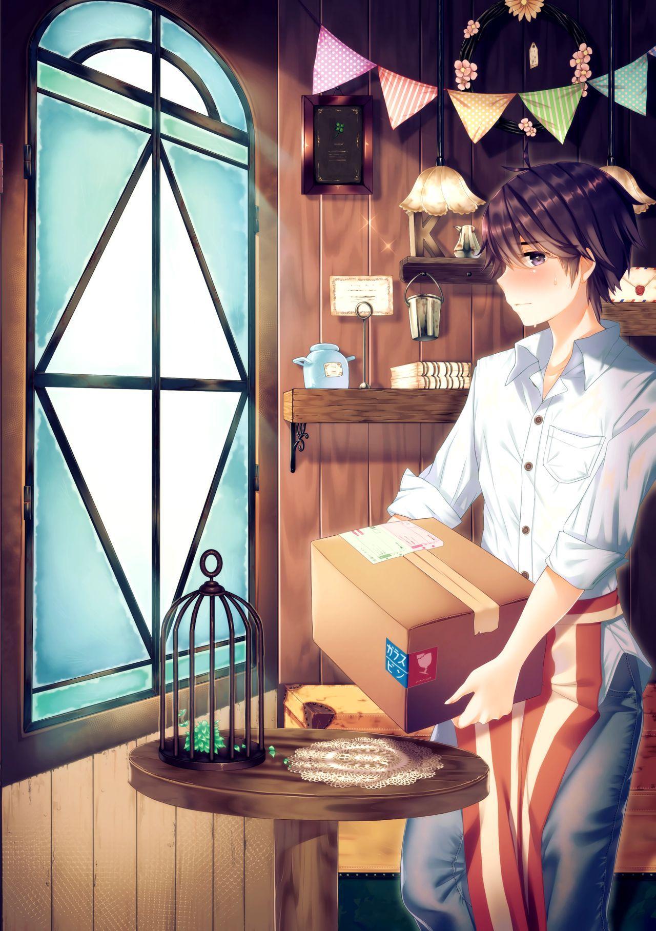 Pai Shota Milk | Boobies, a Shota & Milk 21
