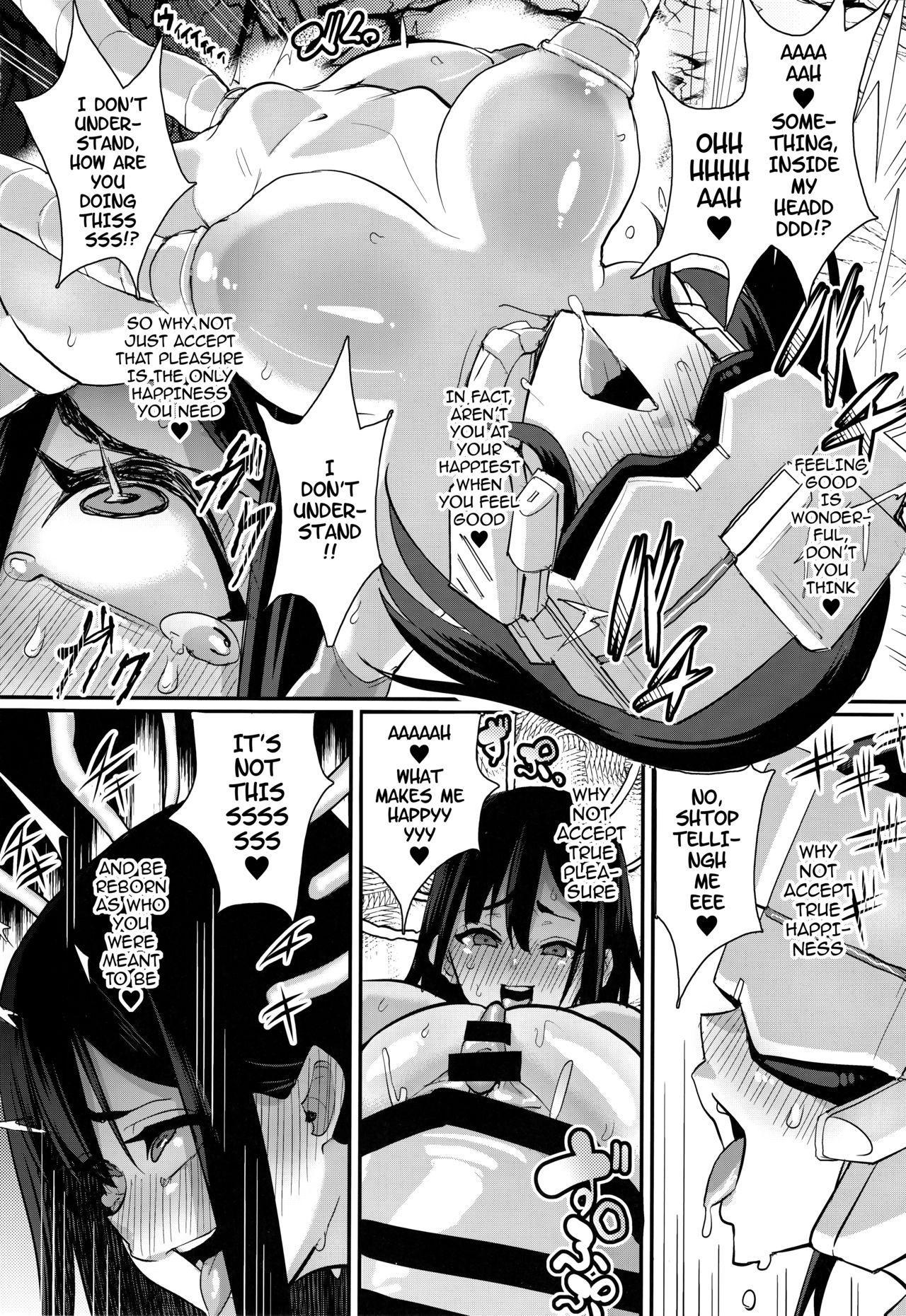 (C93) [NULL Mayu (Chimosaku)] Onee-chan... Sennou Sarechatta: Mazomesu Kaizou Akuochi-Hen [English] {darknight} 4