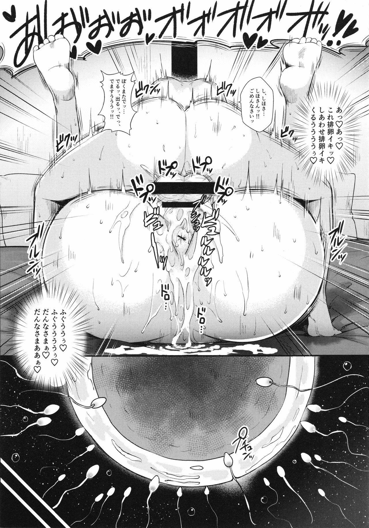 Nishizumi Shiho no Ninshin Keiyaku 11