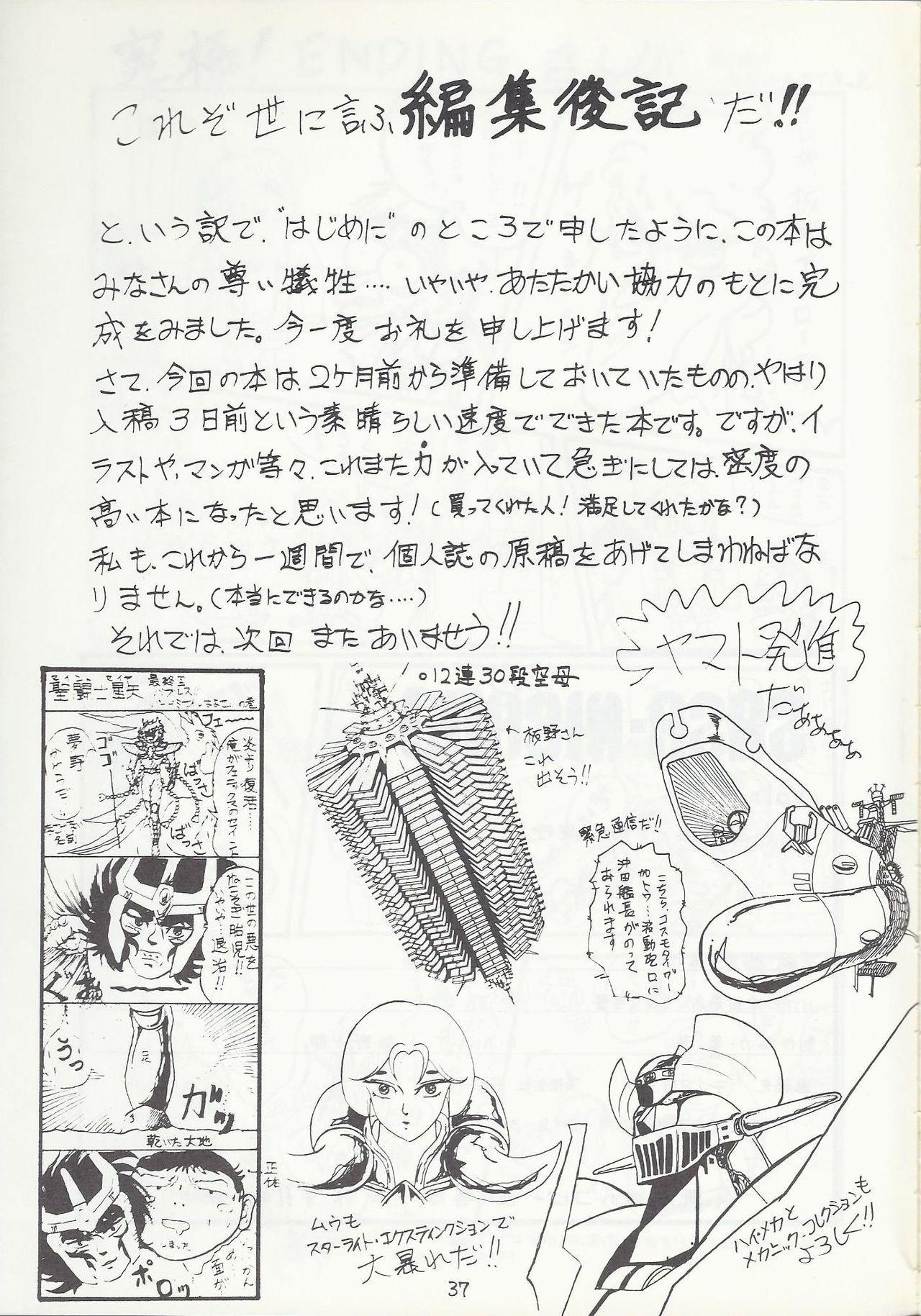 Studio DAST - SASA-NISHIKI SUPER-BLEND. 001. 36