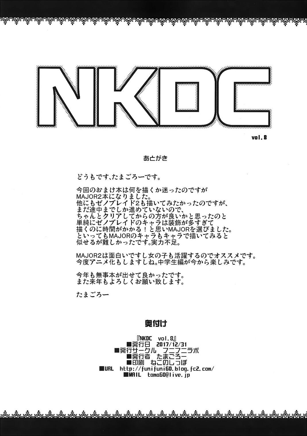 NKDC Vol. 8 7