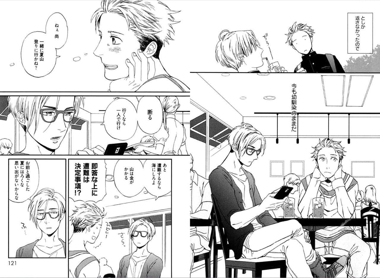 Kare no Kiraina Seito ni Tsuite. 61