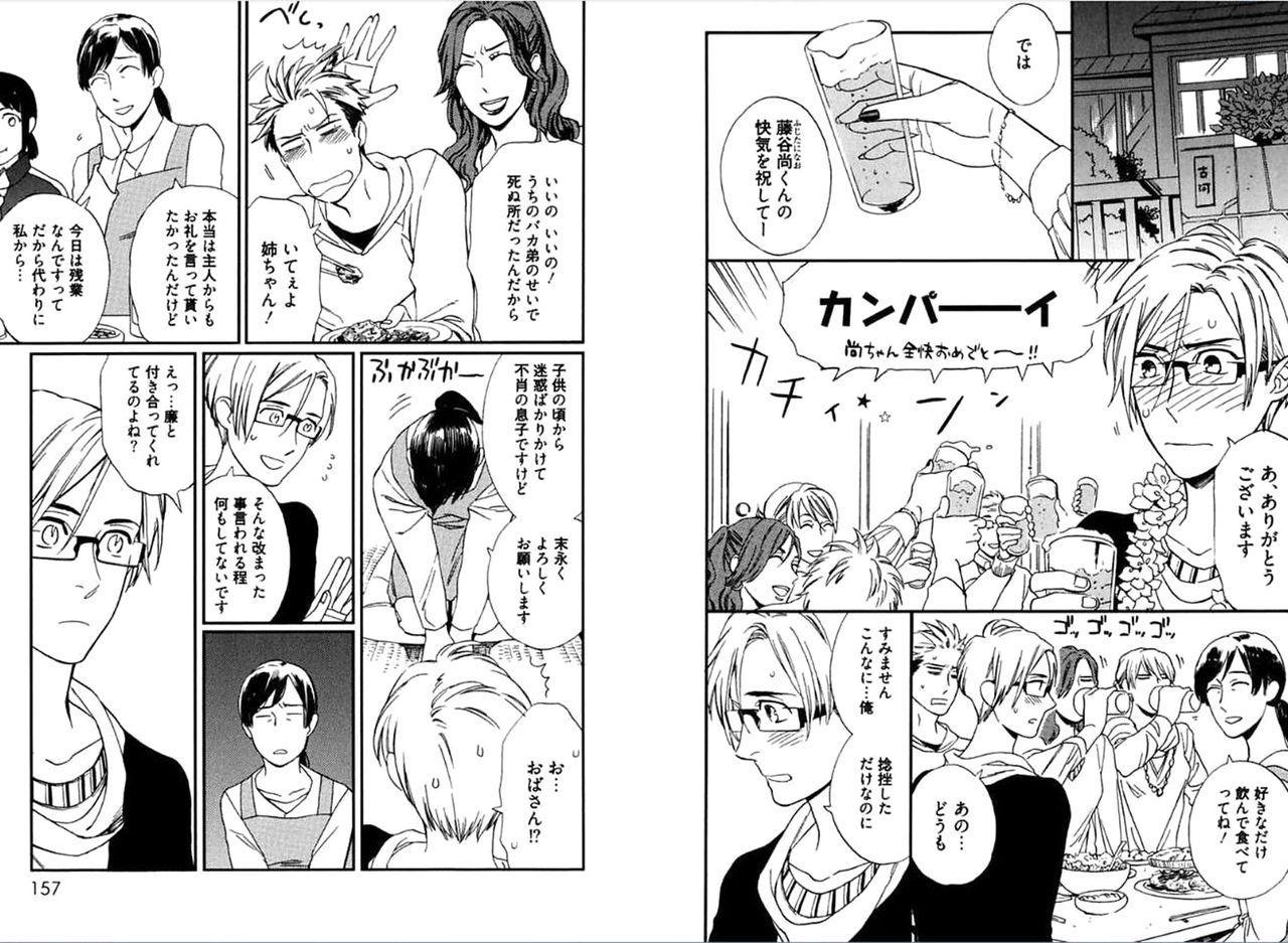 Kare no Kiraina Seito ni Tsuite. 79