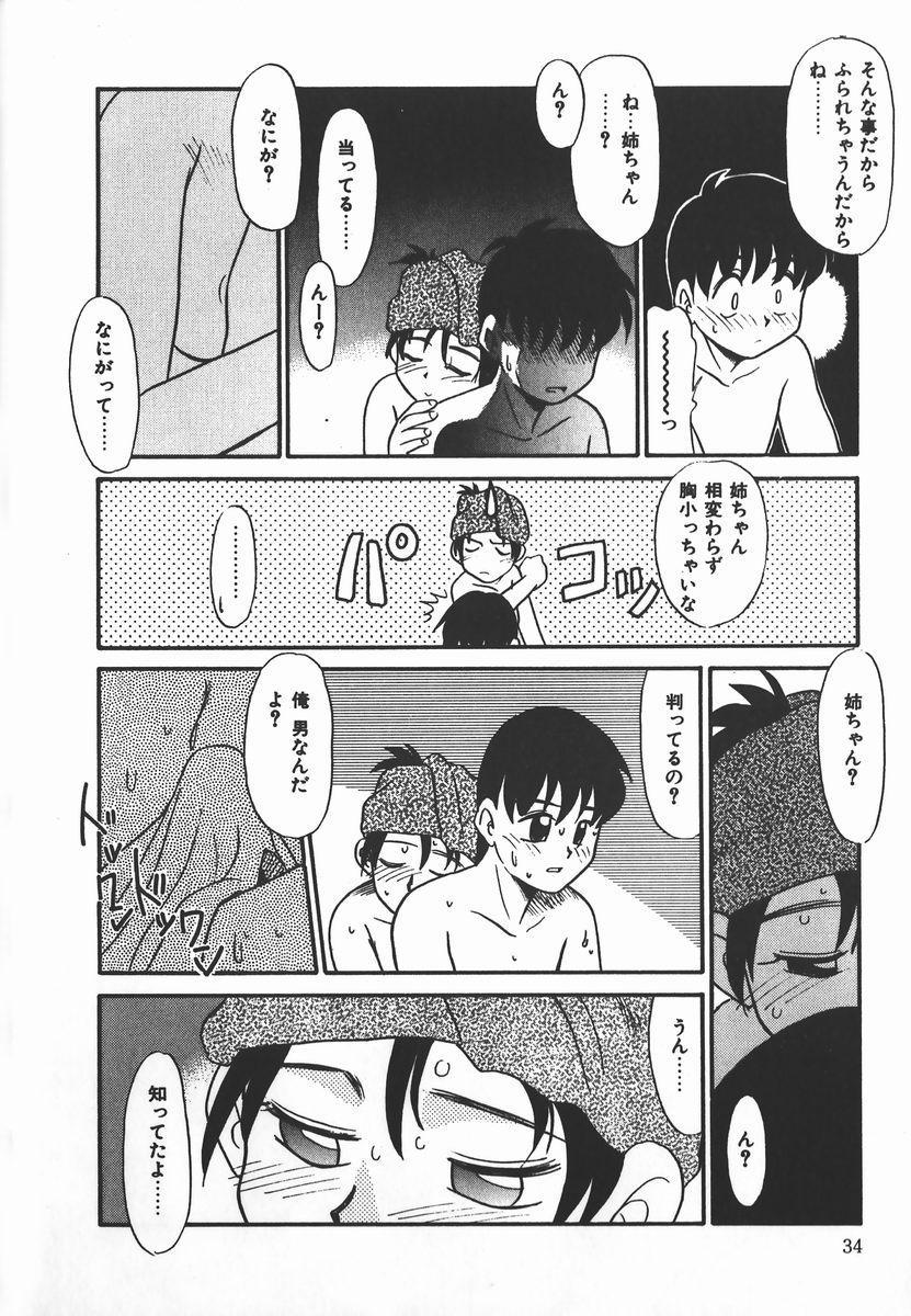 Negative Lovers 2 Reibai Shounen no Maki 33