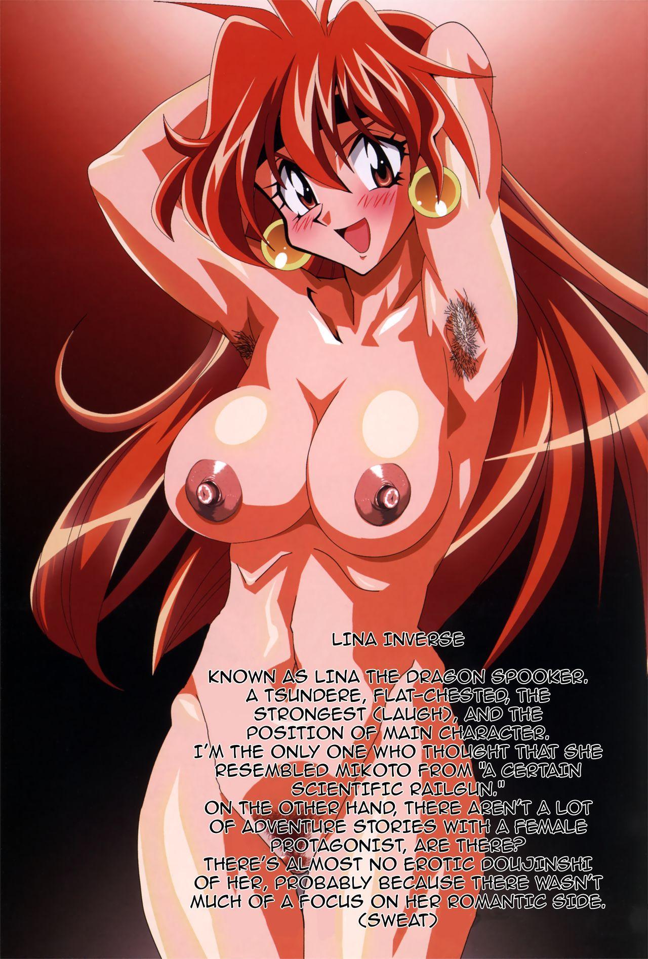 90-nendai! Slayers! Lina Inverse to Yukaina Nakamatachi | The Nineties! Lina Inverse and Her Happy Friends 1