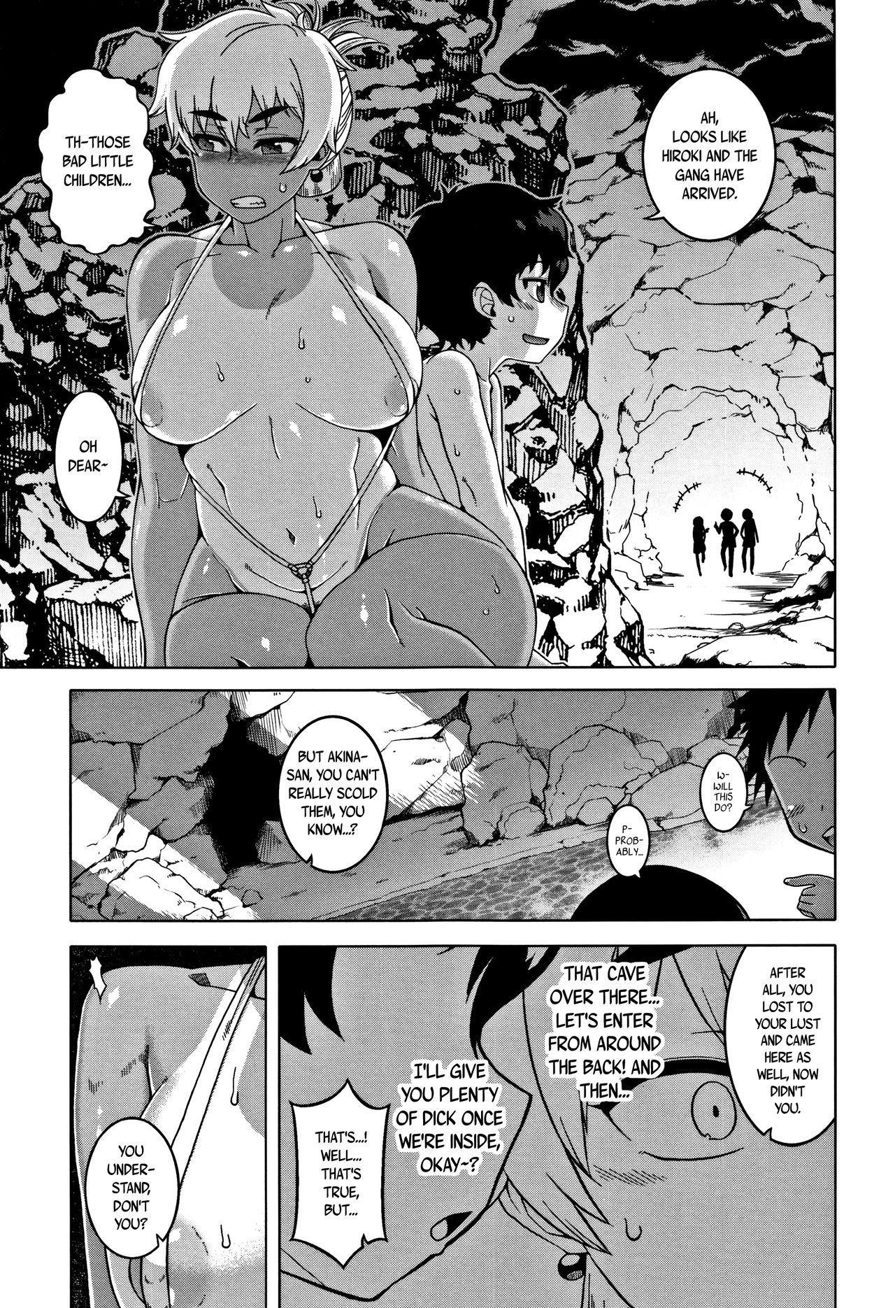 [Takatsu] Hitozuma A-san to Musuko no Yuujin N-kun - Married wife A and son's friend N-kun Ch. 1-3 [English] 59