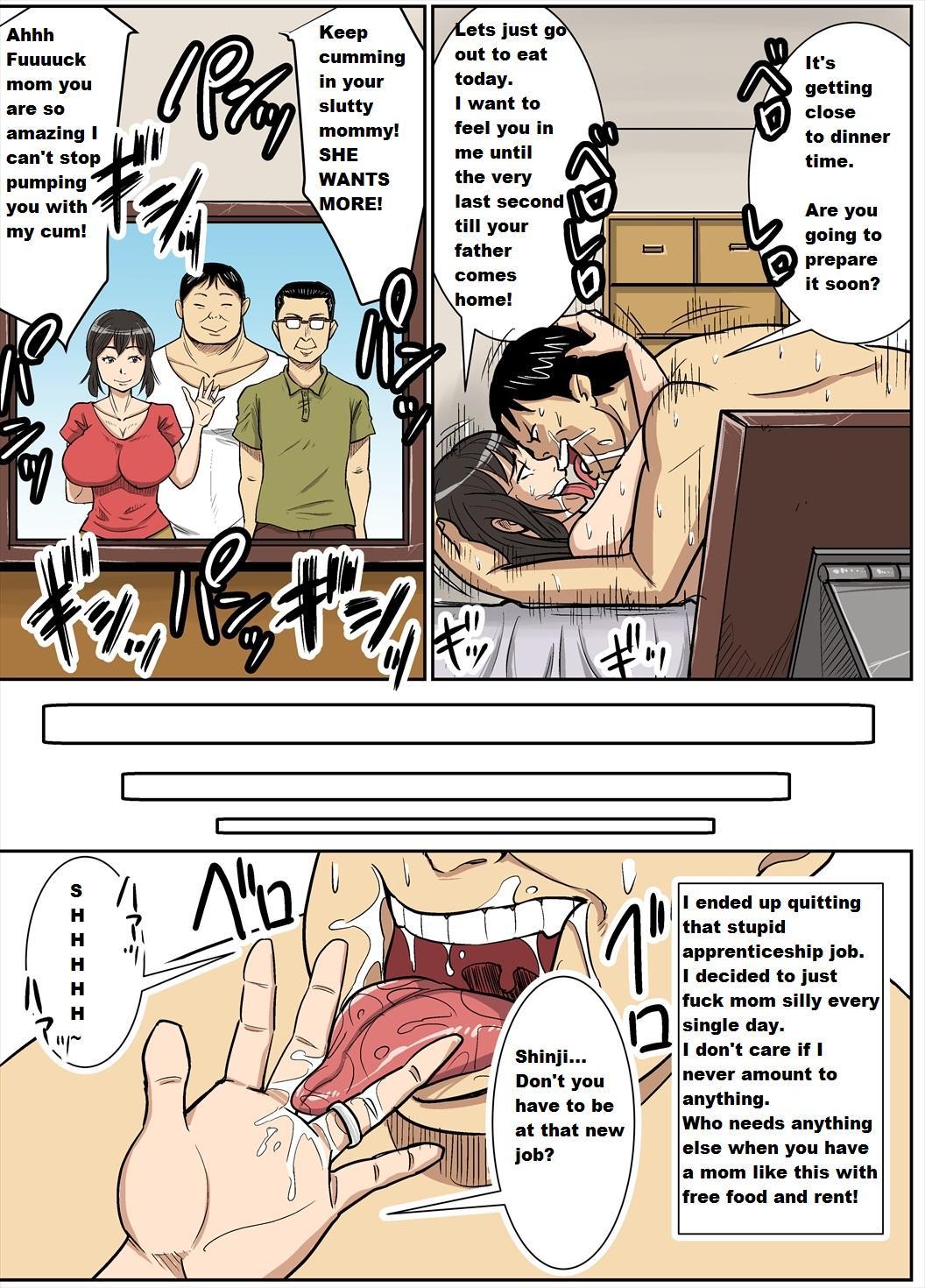 Shinji to Mama 28