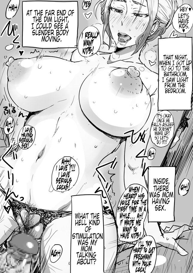 [Haitukun] Hitozuma Futakoma - One Married Woman and Two Panels Page 01-37 [English][N04h+InsanePraetor+4chanH] 19