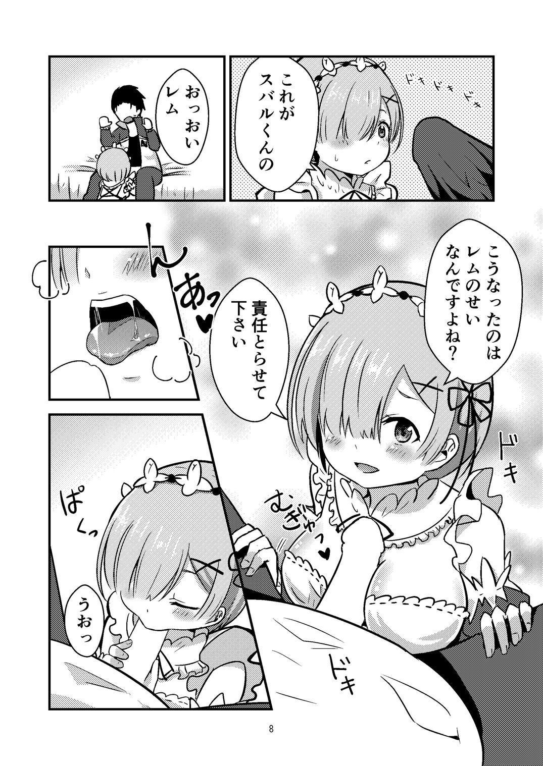 Rem ga Hitohada Nugimasu! 6