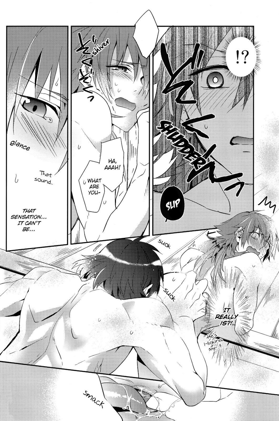 Sawayaka? Bath Time 15