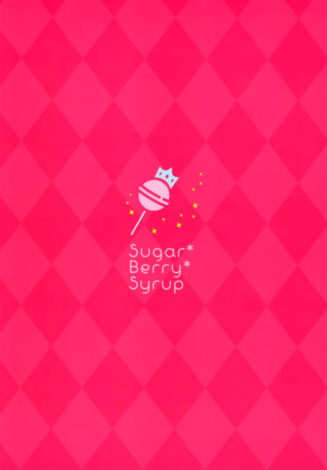 (C93) [Sugar*Berry*Syrup (Kuroe)] Chijoku no Chikan Densha ~Watashi, Sukina Hito no Soba de Chikan Saremashita~ | Shameless Molester on Train ~I got molested beside  the person that I like~ [English] [obsoletezero] 25