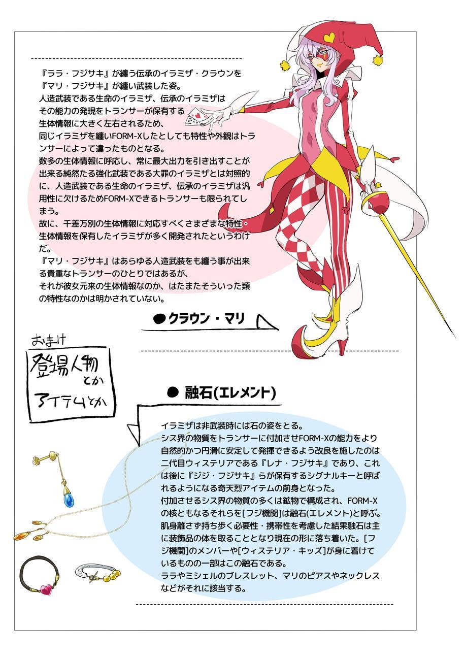 Douke no Kishi Lala Wisteria 70