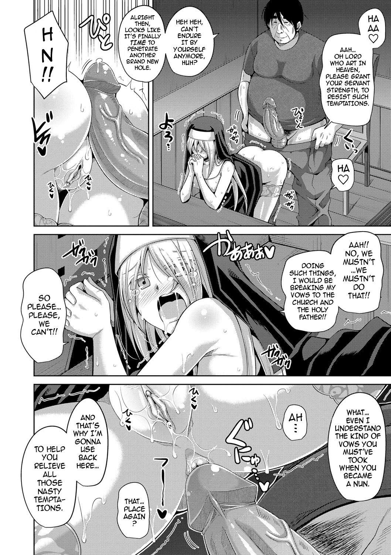 Hanazono no Mesudorei | The Slave Girls of the Flower Garden Ch. 1-9 87