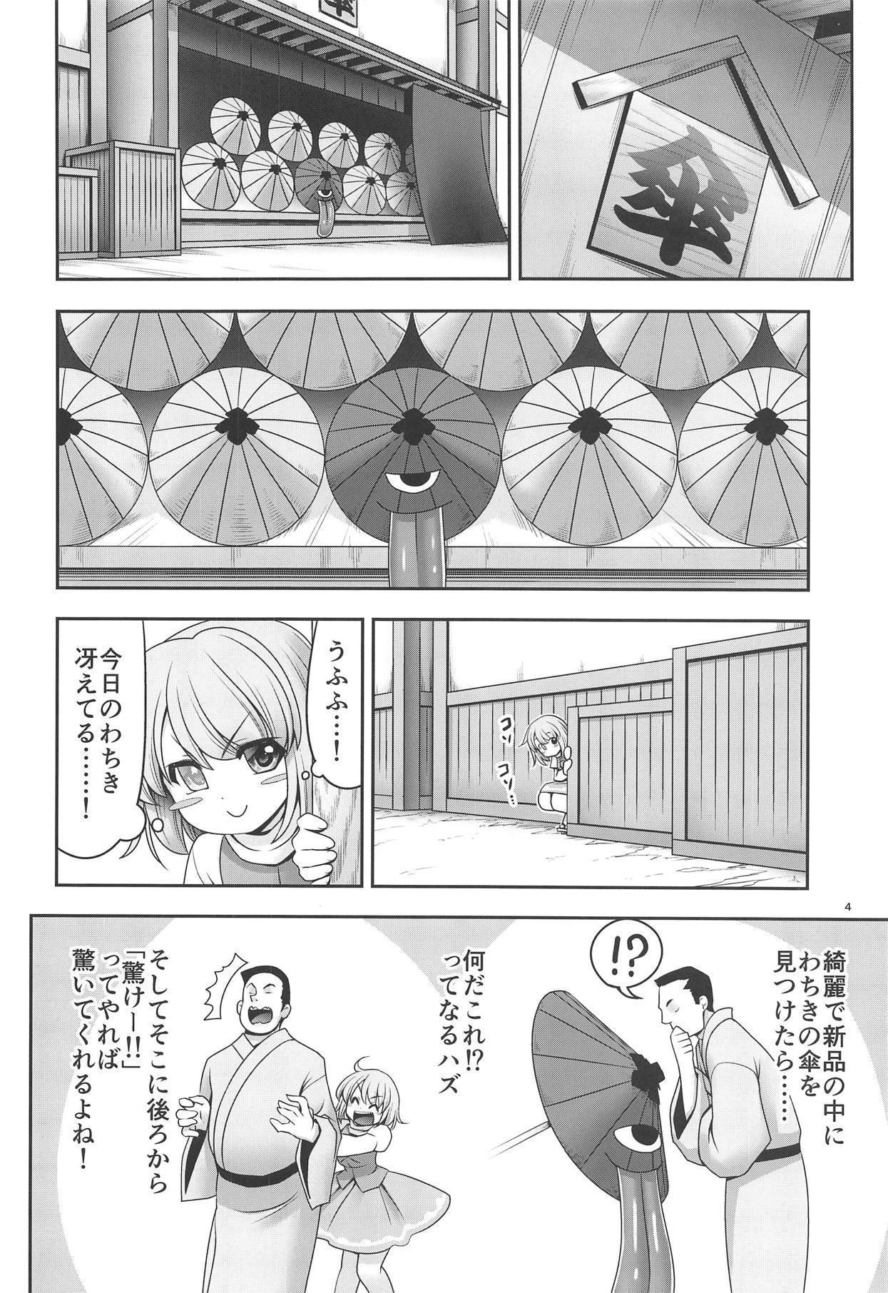 Kasa no Oteire 2