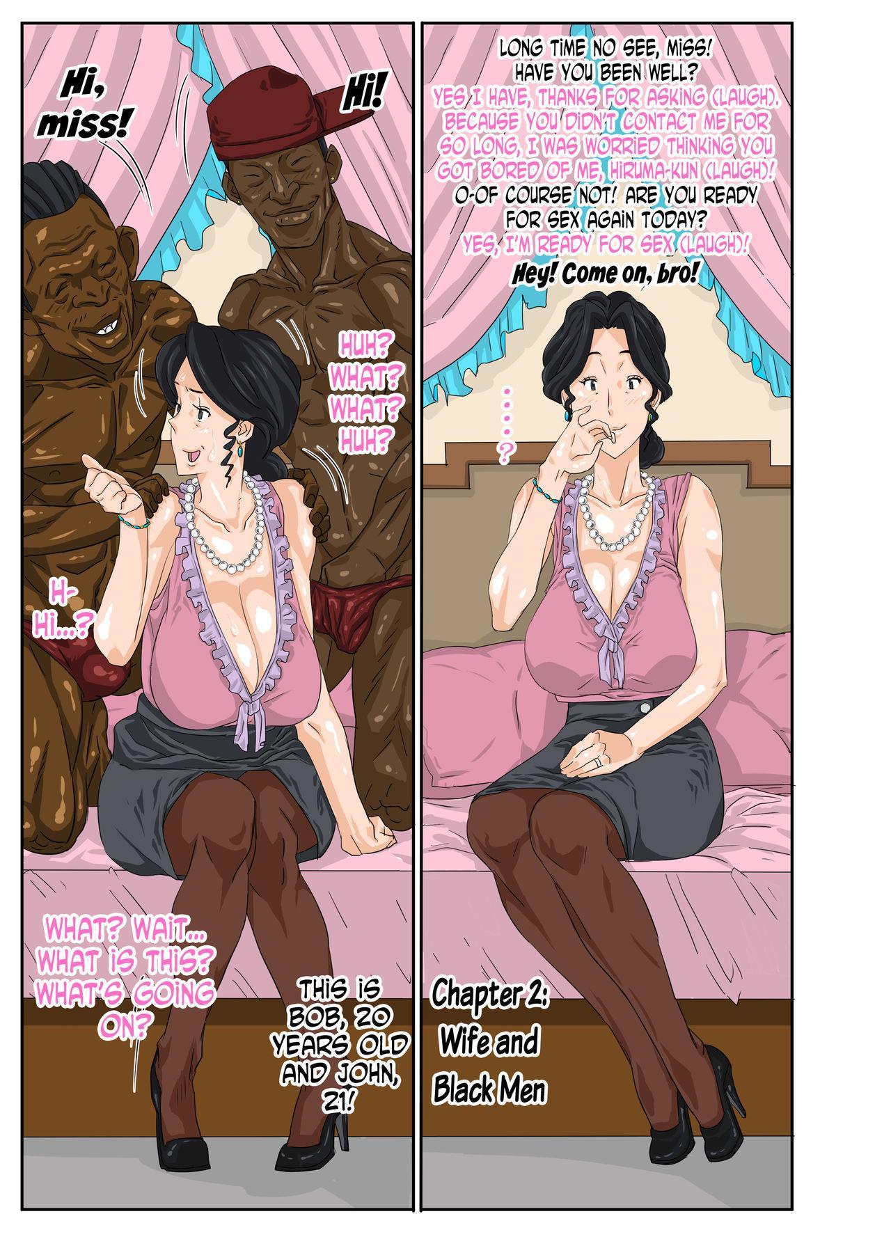 Kaa-chan to Charao | Mom & Playboy 36