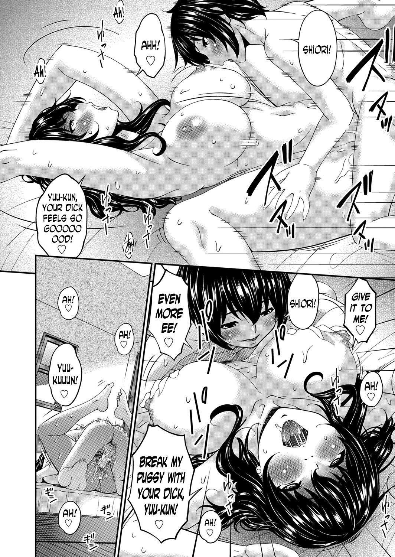 [Bai Asuka] Mikami-kun no Kinshin Jijou  | Mikami-kun's Incestuous Situation [English] [N04H] [Complete] 113