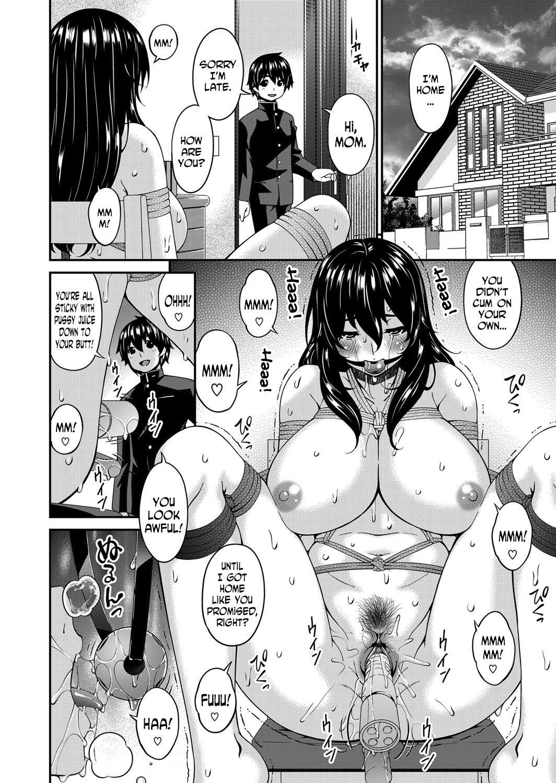 [Bai Asuka] Mikami-kun no Kinshin Jijou  | Mikami-kun's Incestuous Situation [English] [N04H] [Complete] 61