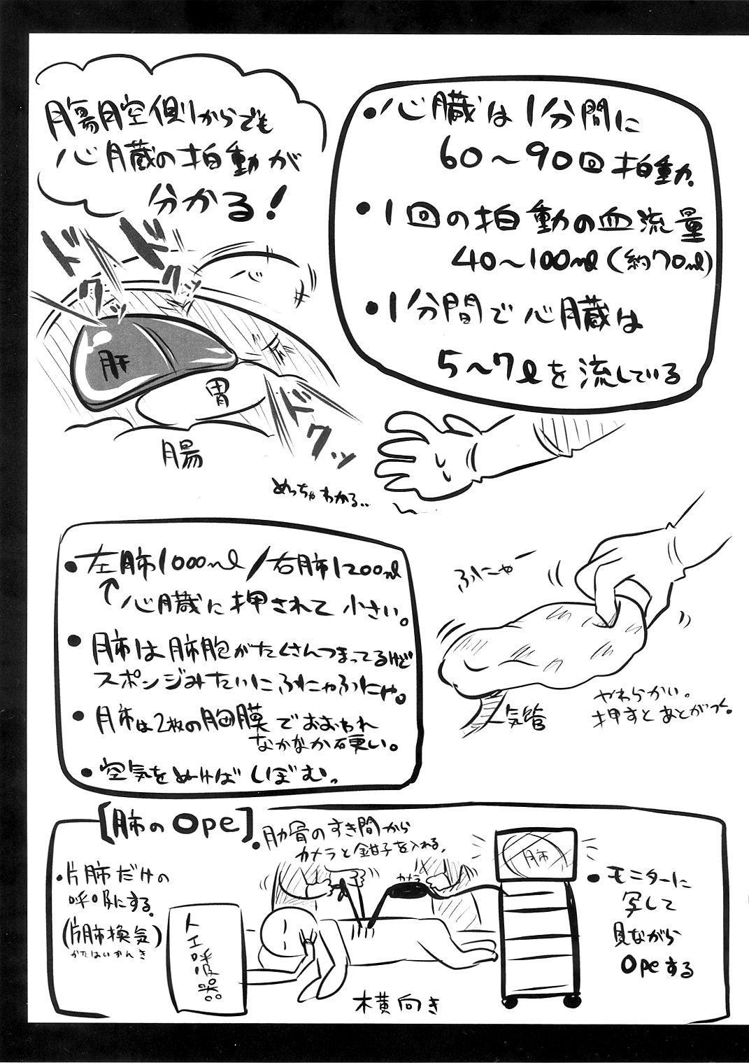 Ryonara no Tame no Kaibou Seiri 10