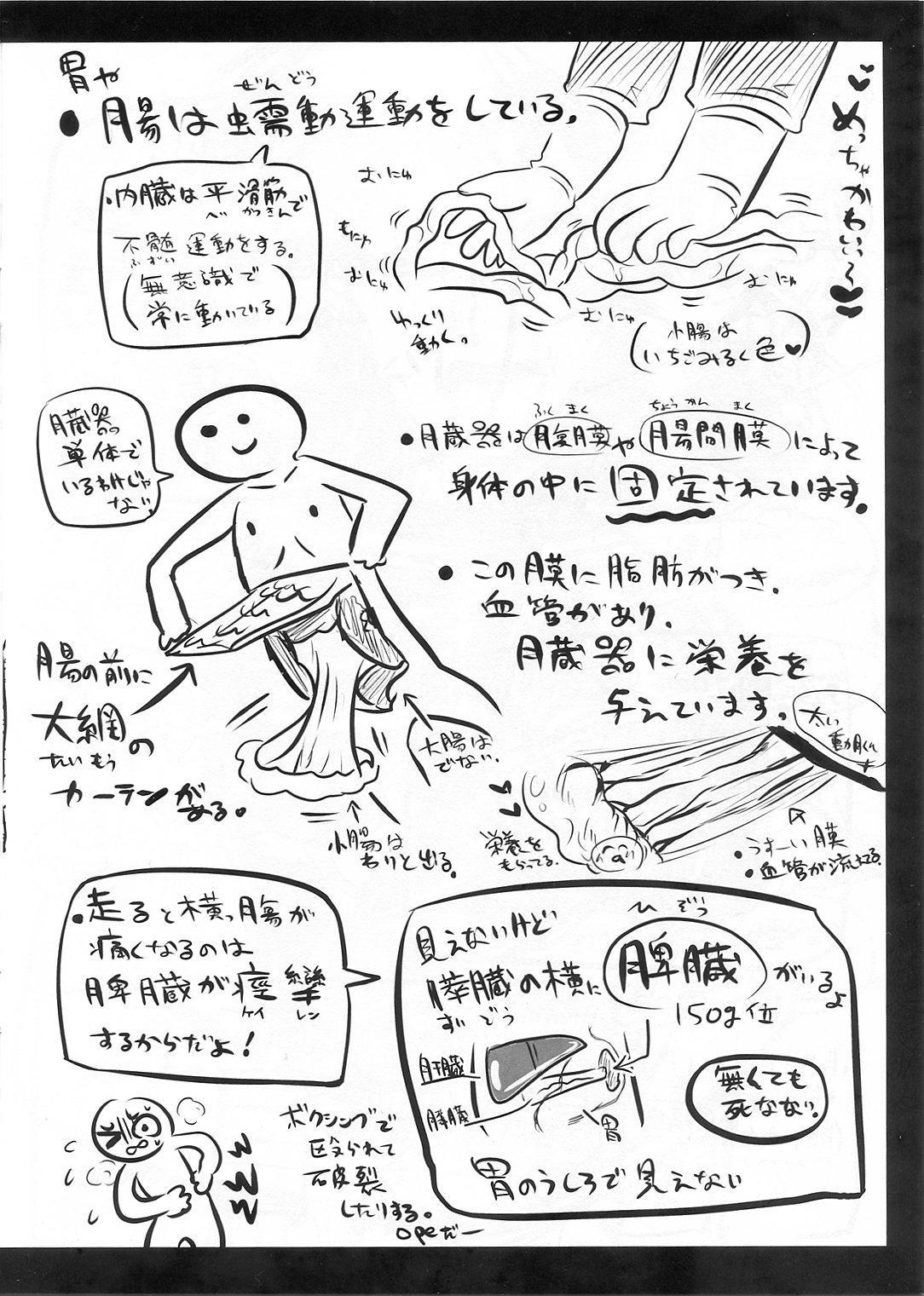 Ryonara no Tame no Kaibou Seiri 11