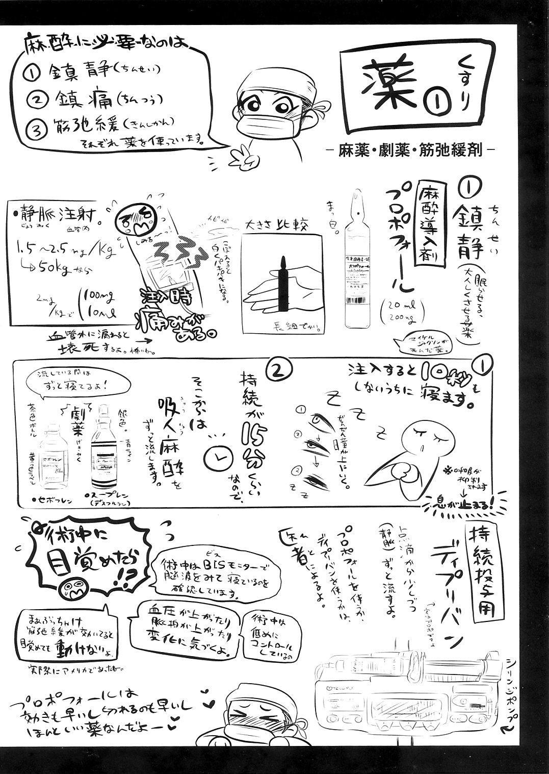 Ryonara no Tame no Kaibou Seiri 19
