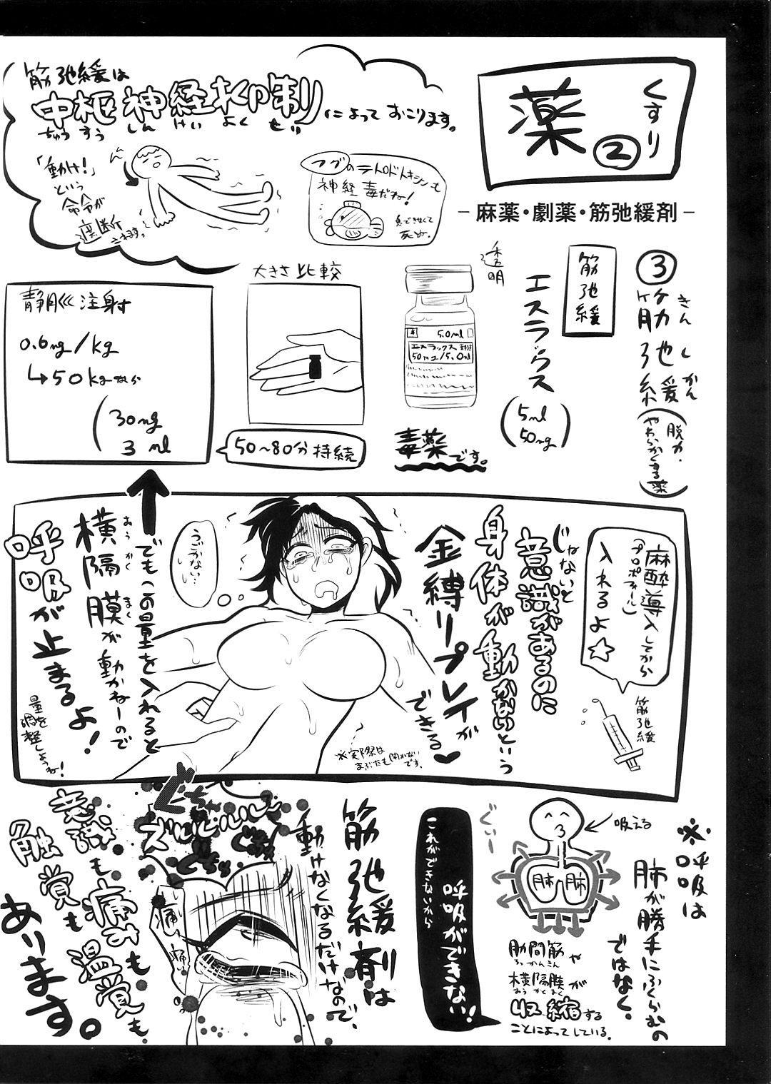 Ryonara no Tame no Kaibou Seiri 21