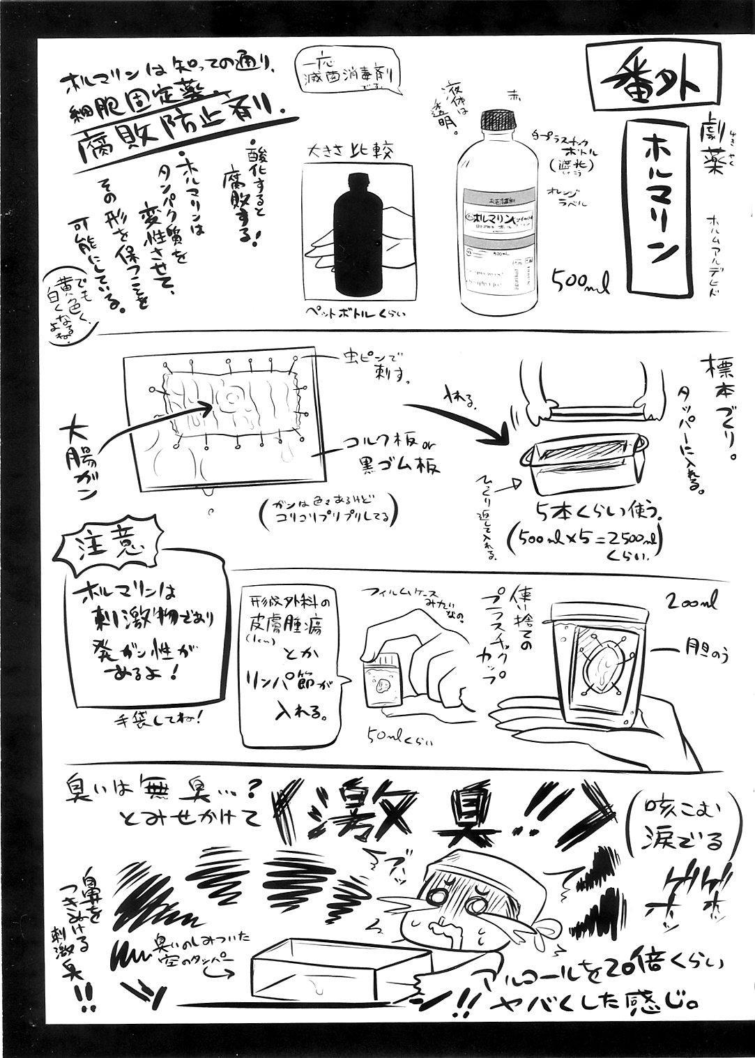Ryonara no Tame no Kaibou Seiri 24