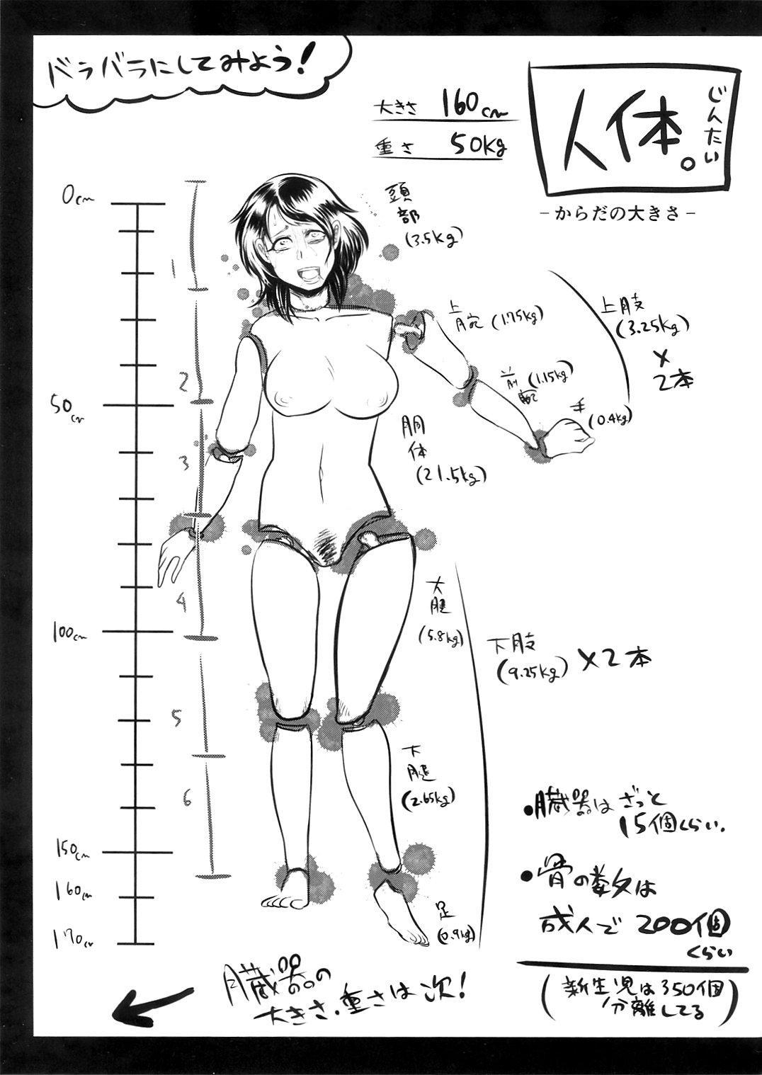 Ryonara no Tame no Kaibou Seiri 4