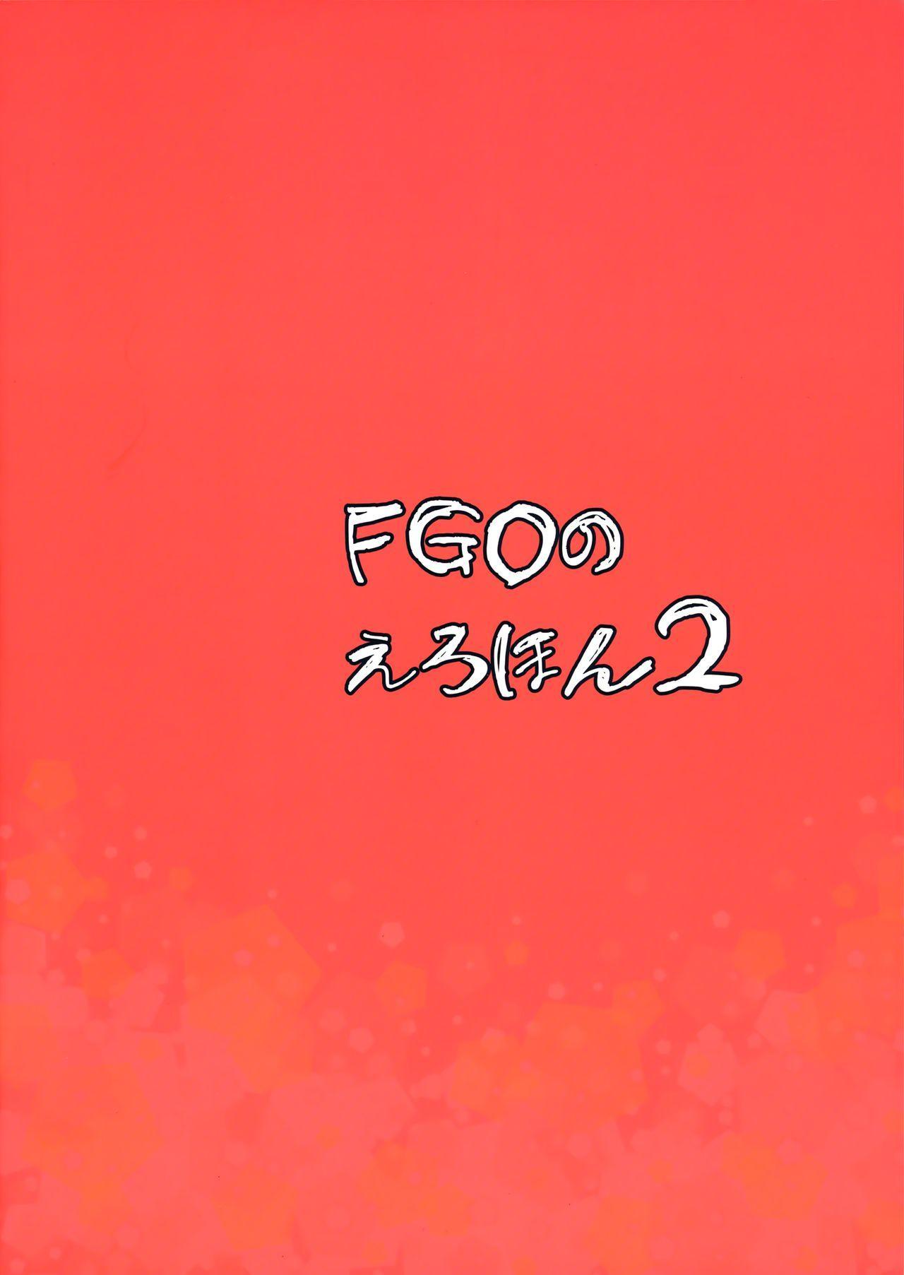 FGO no Erohon 2 25