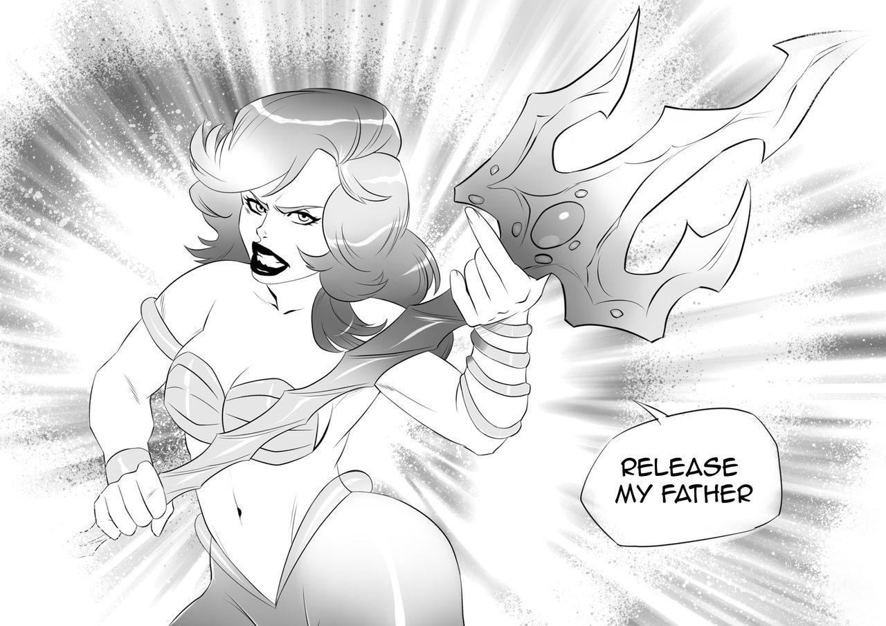 The Wrathful Mermaid 1