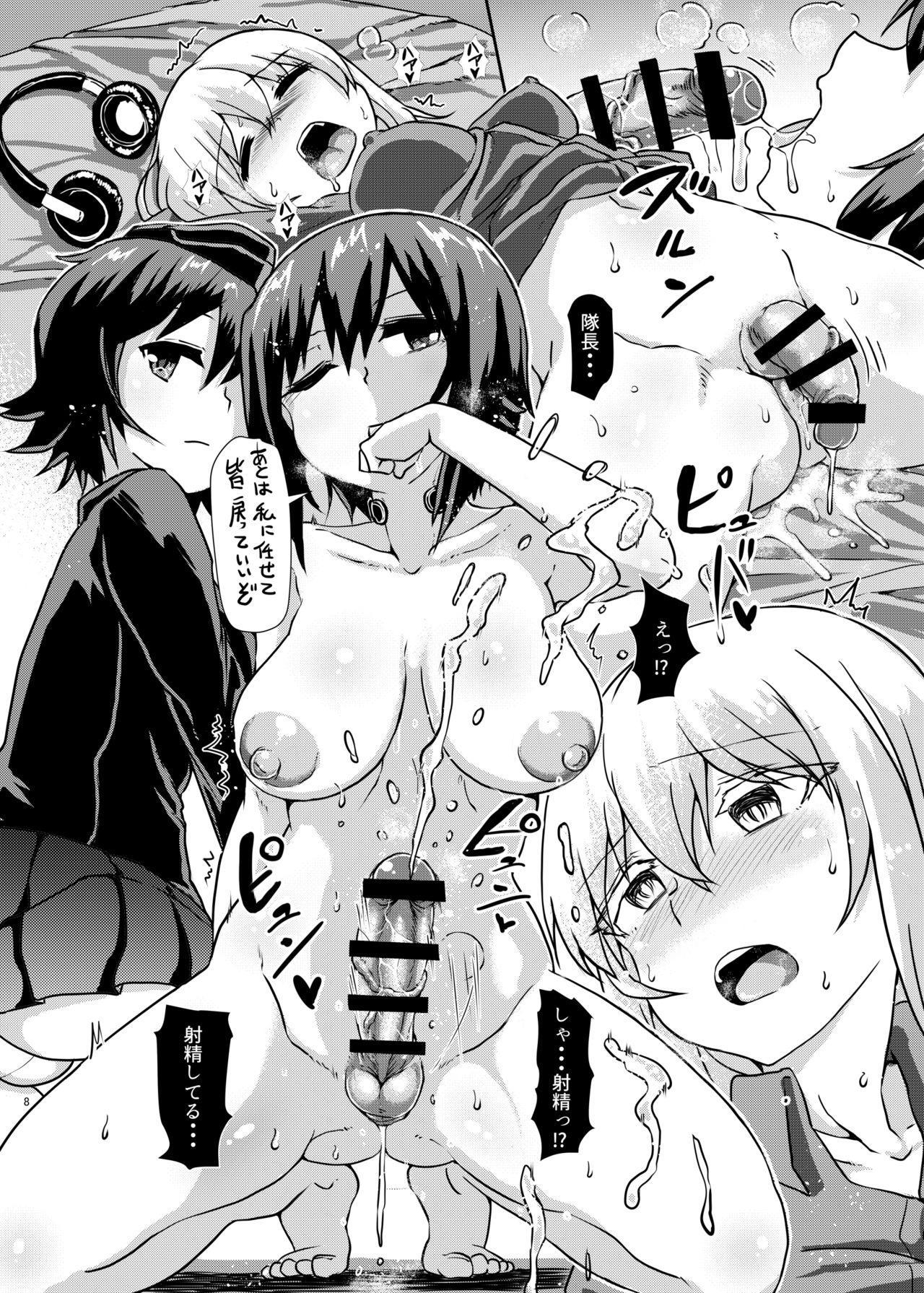 Panzer High no Osamekata 4 6