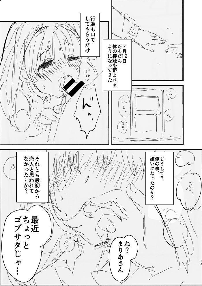 Onee-chan, Kimitachi no Koto shika Aisenai Tomodachi Gokko Hen 20